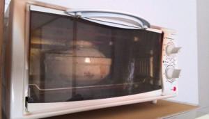 うちのオーブン